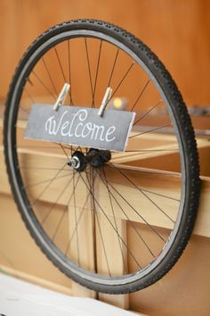 The Cottage Market: Brilliant Bicycle Decor for the Home and Garden