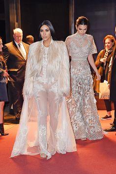 Kim Kardashian West and Kendall Jenner Make Their Big-Screen Debut