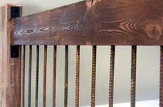 Ranchwood Rustic Railing Detail