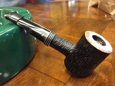 The ShadRac Black Pearl Stallion Poker by joecasepipes on Etsy, $179.00