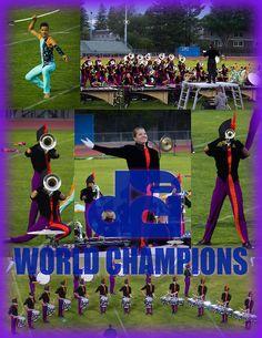 2013 World Champions- Carolina Crown