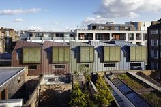 Godson Street by Edgely Design wins RIBA London Award Photo © Jack Hobhouse
