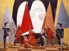 COSMIC MACHINE: Cosmic Checkmate ballet//