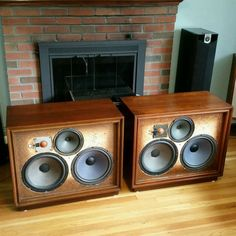 Electro-voice E-V Six-B 6-B Speakers #ElectroVoice