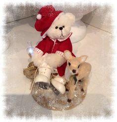 Gillian By Shaz bears - Bear Pile
