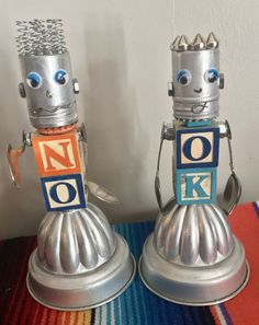 """found object assemblage """"The No-Ok twins""""steampunk piece, all hand assembled.   eBay"""