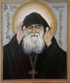 Saint Gabriel, Religious Paintings, Orthodox Icons, Christian Art, Nostalgia, Saints, Religion, Georgian, Troops