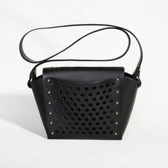 perforated pocket bag, fleet ilya