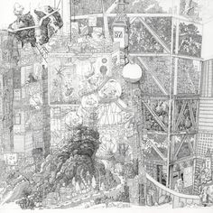 Sean Sullivan #art #dessin  more art http://mycreativeside.fr/