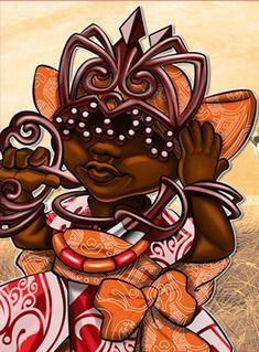 African Mythology, Emoji Love, Visual Arts, Black Art, Biscuit, Afro, Religion, Deities, Spirituality