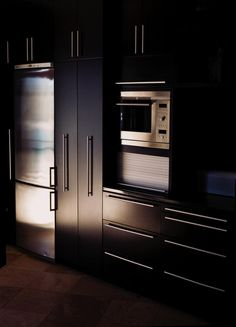 Cómo decorar cocinas en blanco y negro - IMujer