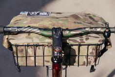 Golden Saddle Rides: Cinelli Mash After-Work Basket Bike | The Radavist