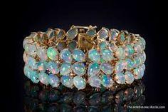 Image result for Smithsonian Opal Leaf Bracelet