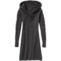 Athleta | Riding Hood Sweater Dress