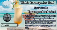 Which Beverage Are You?