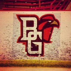 BGSU Falcon Hockey..my name says it all