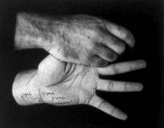preciousandfregilethings: My words, and you? (Le mie parole, e tu?) by Ketty La Rocca, 1971-72