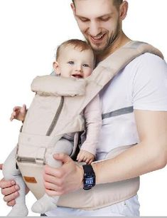 6c0b9006f02 Ergonomic Baby Carrier with Hip Seat for Girls Kids