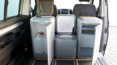 http://www.gizmag.com/modular-buddy-box-van-furniture/36278/ Modular Buddy Box furniture makes your van all kinds of recreational vehicles