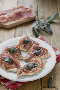 Saltimbocca di pollo alla romana con prosciutto crudo e salvia ricetta Dulcisss in forno by Leyla