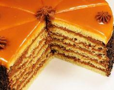 Torta dobos 2