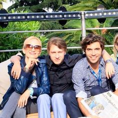 Film in Tuscany team at Cannes !