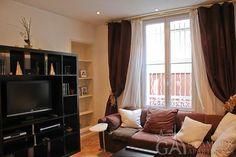 Fine cozy one-bedroom apartment for rent in the 17th Paris arr   Cité Férembach