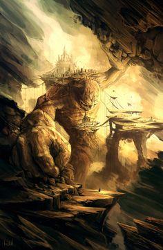 Lopskull-hide City by *LopSkull on deviantART