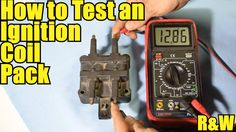 In this video I show you exactly how you can quickly determine whether you have a bad ignition coil pack or not and what is the correct testing procedure to ...