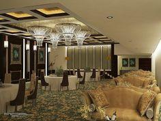 Banquet interior