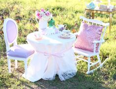 """Tea Party """"Sister Tea Party"""" 