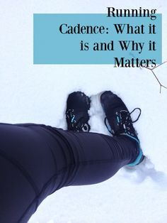 Everything you need to know about your running cadence - what it is, why it's important and how to improve it!