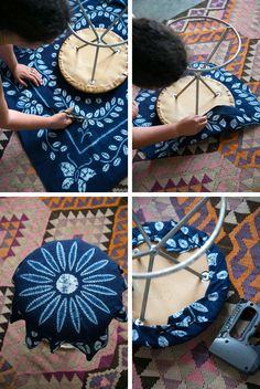 Jungalow-Indigo-Fabric-DIY-Process