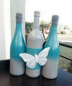 How To Decorate Wine Bottles 60 Amazing Diy Wine Bottle Crafts  Wine Bottle Crafts Diy Ideas