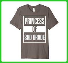 Mens Retro Vintage 3rd Grade Funny School Gift T-Shirt Small Asphalt - Retro shirts (*Amazon Partner-Link)