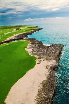 Corales golf course in Punta Cana! We book travel by land or by sea! http://www.getawaycruiseplanner.com