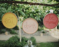 Decora tu boda con bastidores