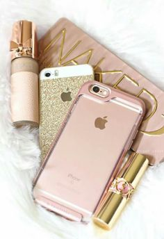 Iphone cases for girls, girly phone cases, pretty in pink, beauty, produt. Iphone Cases For Girls, Cute Phone Cases, Phone Cases Rose Gold, Rose Gold Aesthetic, Gold Everything, Accessoires Iphone, Coque Iphone 6, Iphone Phone, Just Girly Things