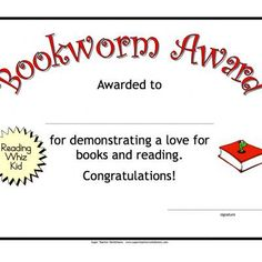 This pages has dozens of wonderful printable certificates for almost anything you can think of. Some of my favs include The Terrific Helper Award, The Bookworm Award, and the I Can Tie My Shoes Certificate.View This Tutorial Reading Club, Reading Fluency, Kindergarten Reading, Teaching Reading, Kindergarten Rocks, Teaching Ideas, Certificate Of Achievement Template, Free Printable Certificates, Award Certificates