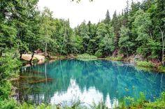 Bunte Seen Kolorowe Jeziorka