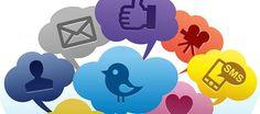 médias sociaux marketing