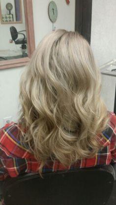 Ashy blondes