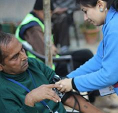 HCAH experts provide physiotherapy, nutrition and psychological counseling services to the occupants  Furthering its commitment towards social causes, Health Care at Home (HCAH), India's first hi-tech, documented, quality homecare service provider, conducted a health camp for the occupants of a non-governmental organization (NGO) which houses mentally retarded people and destitutes to make them feel a part of the society and cared for.