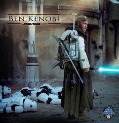 """436 Likes, 3 Comments - Star Wars Official Page (@starwars_gmy) on Instagram: """"Kenobi... Any thoughts? Tag a friend #starwars #kenobi #obiwankenobi #obiwan #anewhope…"""""""