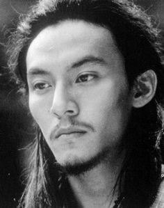 Chang Chen in Crouching Tiger, Hidden Dragon