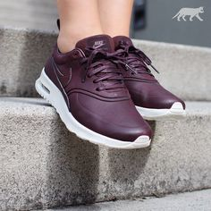 Women's Nike Air Max Thea Prm Mahogany Brand new with box but no lid. Mahogany Color- Super Rare shoe and size . Air Max Thea, Air Max Sneakers, Adidas Sneakers, Nike Thea, Streetwear, Nike Air Max For Women, Athletic Shoes, Salsa Danse, Leather