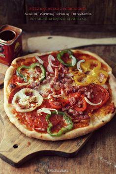 Pizza węgierska | Kwestia Smaku