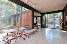 The Robert Scoren House: Featuring Unique Interior Design From Alexander  Girard. Mid Century ...