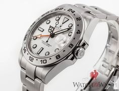 Rolex Oyster Perpetual Explorer II Ref. 216570 Price On Request