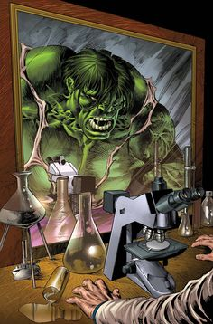 Cool Stuff We Like Here @ CoolPile.com ------- << Original Comment >> ------- Hulk by Marc Silvestri